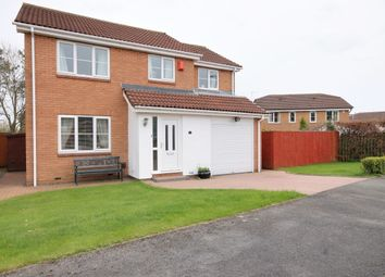 Thumbnail 4 bed detached house for sale in Martin Court, Washington