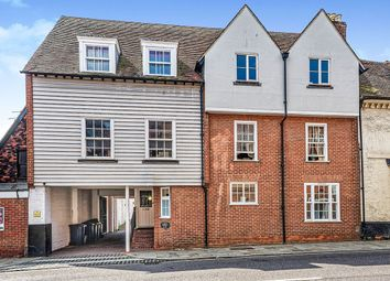 Thumbnail 1 bed flat for sale in St. Dunstans Street, Canterbury, Kent
