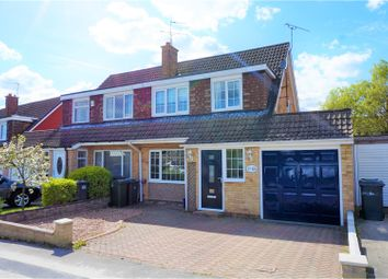 Thumbnail 3 bed semi-detached house for sale in Portland Avenue, Sheffield