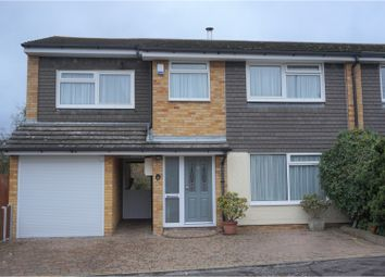 Thumbnail 5 bed semi-detached house for sale in Fenn Close, South Woodham Ferrers