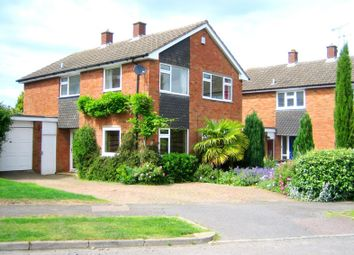 Thumbnail 4 bed link-detached house to rent in Brackendale Grove, Harpenden