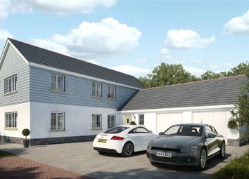 4 bed detached house for sale in Trevene (Plot 17), Garden Meadows Park, Narberth Road, Tenby SA70