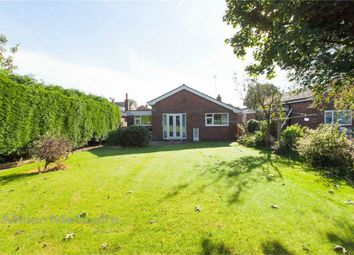 Thumbnail 2 bedroom detached bungalow for sale in Ashdene Crescent, Harwood, Bolton, Lancashire