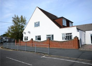 Thumbnail 3 bed maisonette for sale in Branksome Hill Road, College Town, Sandhurst