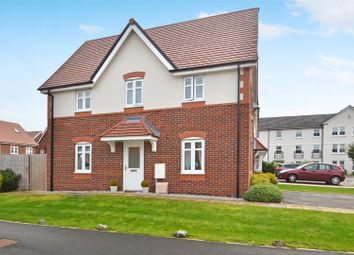 Thumbnail Detached house for sale in Camberwell Drive, Warrington