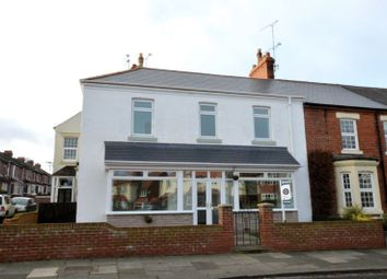 Thumbnail 4 bed end terrace house for sale in Relton Terrace, Monkseaton, Whitley Bay
