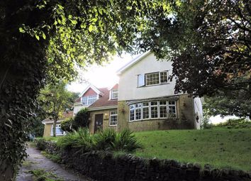 Thumbnail 4 bed detached house for sale in Cadwgan Road, Craig-Cefn-Parc, Swansea