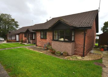 Thumbnail 2 bed detached bungalow for sale in Pine Court, Loggerheads, Market Drayton