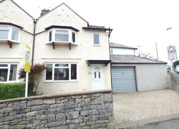 Thumbnail 3 bed semi-detached house for sale in Greengate Lane, Kendal, Cumbria