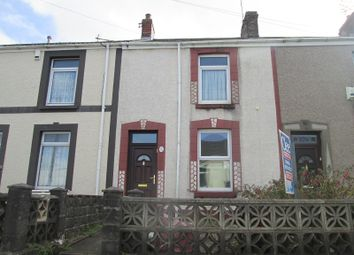 Thumbnail 2 bed terraced house for sale in Pentrechwyth Road, Pentrechwyth, Swansea, City And County Of Swansea.