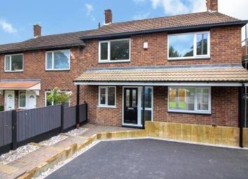 Thumbnail 3 bedroom end terrace house for sale in Coventry Lane, Bramcote, Nottingham