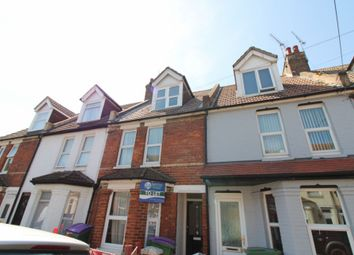Thumbnail 4 bed terraced house to rent in Athelstan Road, Folkestone