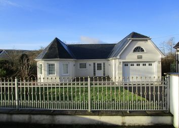 Thumbnail 4 bed detached house for sale in Walters Road, Cwmllynfell, Swansea.