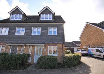 3 bed semi-detached house for sale in Coleridge Drive, Whiteley, Fareham PO15