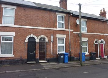 Thumbnail 3 bed terraced house to rent in Drewry Lane, Derby