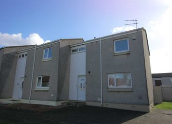 Thumbnail 2 bed end terrace house for sale in Castlandhill Road, Rosyth, Dunfermline