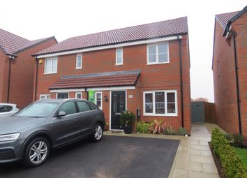 3 bed semi-detached house for sale in Hurricane Road, Hucknall, Nottingham NG15