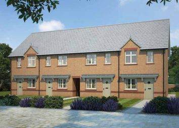 Thumbnail 2 bed terraced house for sale in Plots 5055, 5057 & 5058 The Evesham, Marlborough Rd, Swindon, Wiltshire