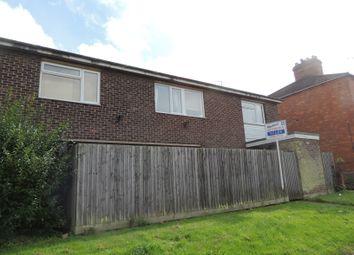 Thumbnail 3 bed maisonette to rent in Thompson Street, New Bradwell, Milton Keynes