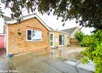 Thumbnail 4 bedroom detached bungalow for sale in Cherry Tree Road, Snettisham