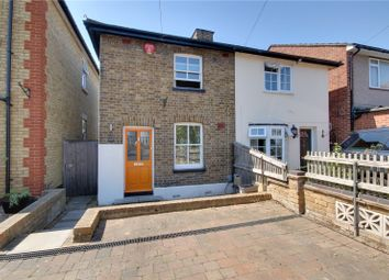 2 bed semi-detached house for sale in Russell Road, Enfield, London EN1