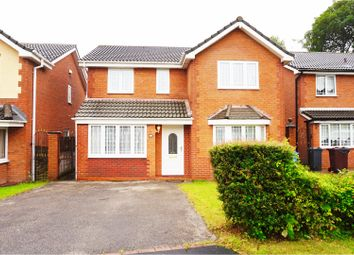 Thumbnail 4 bed detached house for sale in Serenade Road, Liverpool