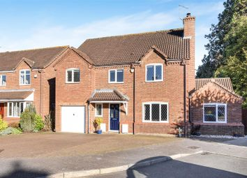 Thumbnail 5 bed detached house for sale in Blackwood Road, Eaton Socon, St. Neots
