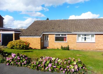 Thumbnail 3 bed bungalow to rent in Parkstone Road, Desford, Leicester