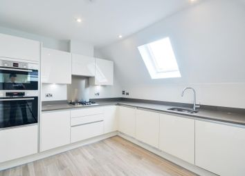 Thumbnail 3 bed flat to rent in Carew Road, Northwood