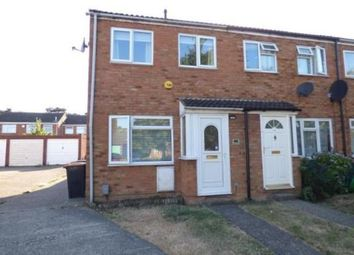 Thumbnail 2 bed end terrace house to rent in Northdale Close, Kempston
