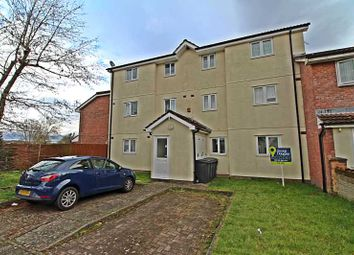 Thumbnail 2 bed flat for sale in Bishop Hannon Drive, Fairwater, Cardiff