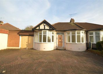 Thumbnail 2 bedroom semi-detached bungalow for sale in Roding Lane South, Ilford, Redbridge
