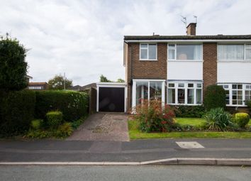 Thumbnail 3 bed semi-detached house for sale in Ravenhill Drive, Codsall, Wolverhampton