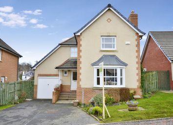 Thumbnail 4 bed property for sale in 15 Edderston Ridge, Peebles