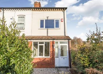Thumbnail 2 bed end terrace house for sale in Pershore Avenue, Selly Park, Birmingham, West Midlands