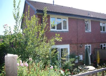 Thumbnail 1 bed terraced house for sale in Furnace Way, Uckfield