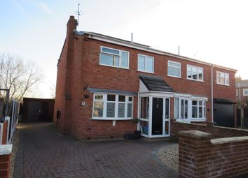 3 bed semi-detached house for sale in Bovington Court, Retford DN22