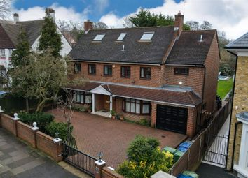 Thumbnail 7 bed detached house for sale in Park View Road, London