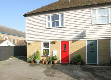 Thumbnail 2 bed cottage for sale in Oyster Mews, Skinners Alley, Whitstable