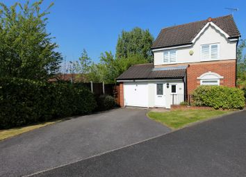 Thumbnail 3 bed detached house for sale in Oxbow Way, Whitefield, Manchester