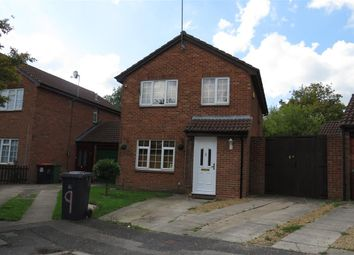 Thumbnail 4 bed detached house for sale in Bridgeman Drive, Houghton Regis, Dunstable
