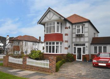 Thumbnail 4 bed detached house for sale in St. Davids Drive, Leigh-On-Sea, Essex