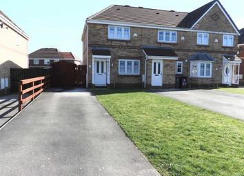 Thumbnail 3 bedroom town house to rent in Deltic Place, Deltic Way, Kirkby, Liverpool