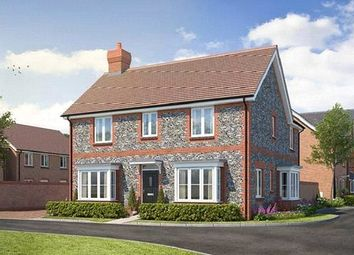 Thumbnail 5 bed detached house for sale in Cresswell Park, Roundstone Lane, Angmering