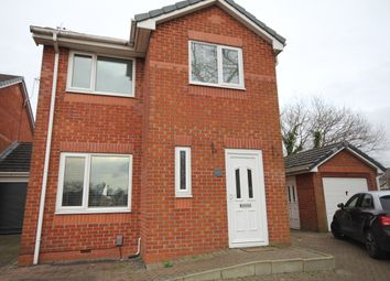3 bed detached house to rent in Hard Lane, Dentons Green, St. Helens WA10