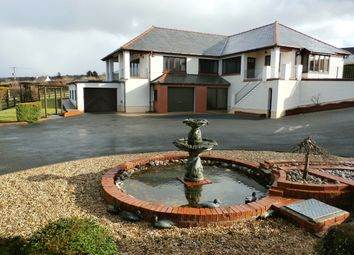 Thumbnail 3 bed detached house for sale in Llanllwni, Pencader