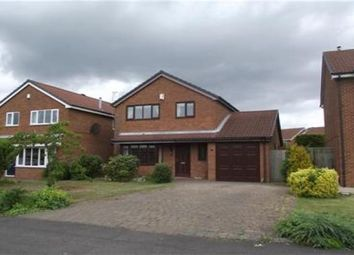 Thumbnail 4 bed detached house to rent in Kingsdale Close, Yarm