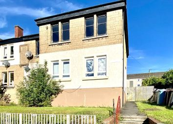 Thumbnail 3 bed flat for sale in West Kirk Street, Airdrie