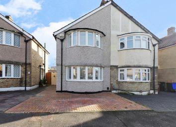 Thumbnail 3 bed semi-detached house for sale in Brixham Road, Welling