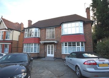 Thumbnail 2 bed flat to rent in Park View Court, Park View Road, Finchley